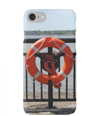 lifesaver phone cover
